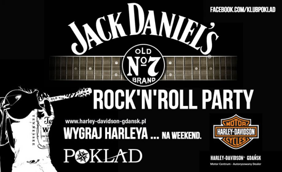 Rock'n'roll Party by Jack Daniels